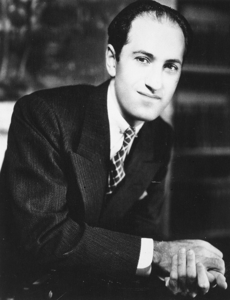 Mandatory Credit: Photo by Granger/REX/Shutterstock (8683983a) George Gershwin. (1898-1937). American Composer. Photographed In The 1930'S. George Gershwin.