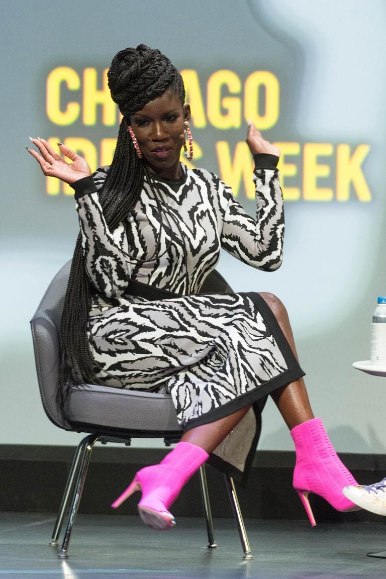 Chicago Ideas Week, Day 3, USA - 19 Oct 2017