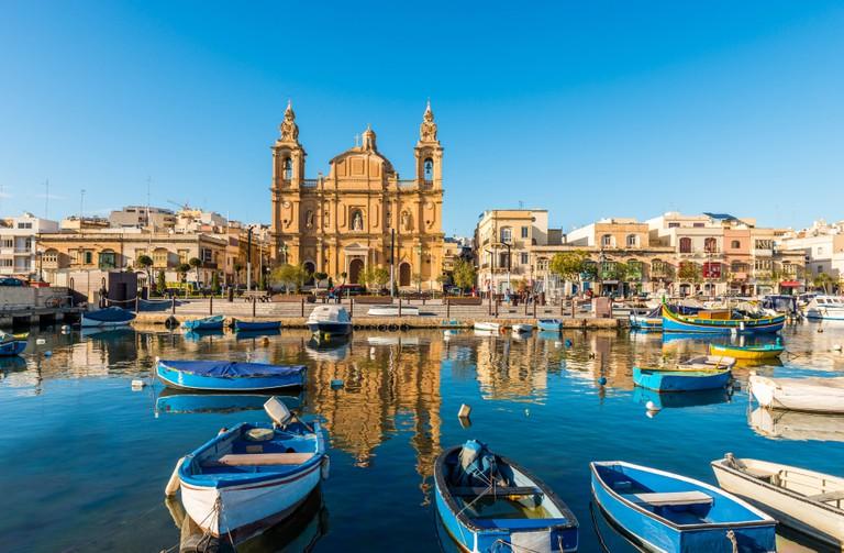 Sliema in Malta.