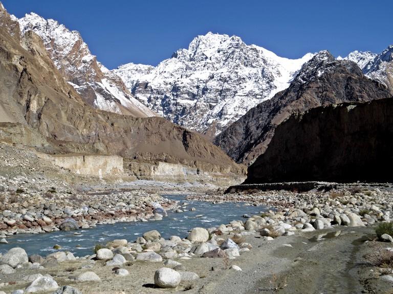 Shimshal Valley, Karakoram, Pakistan