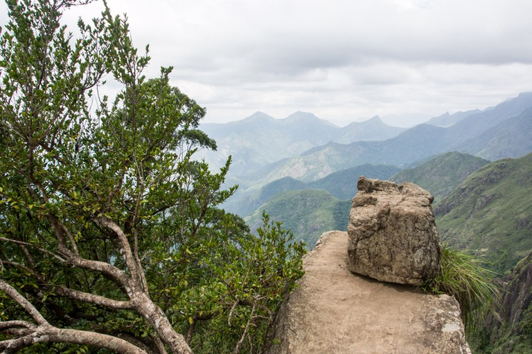 Dolphin Nose viewpoint, Vattakanal