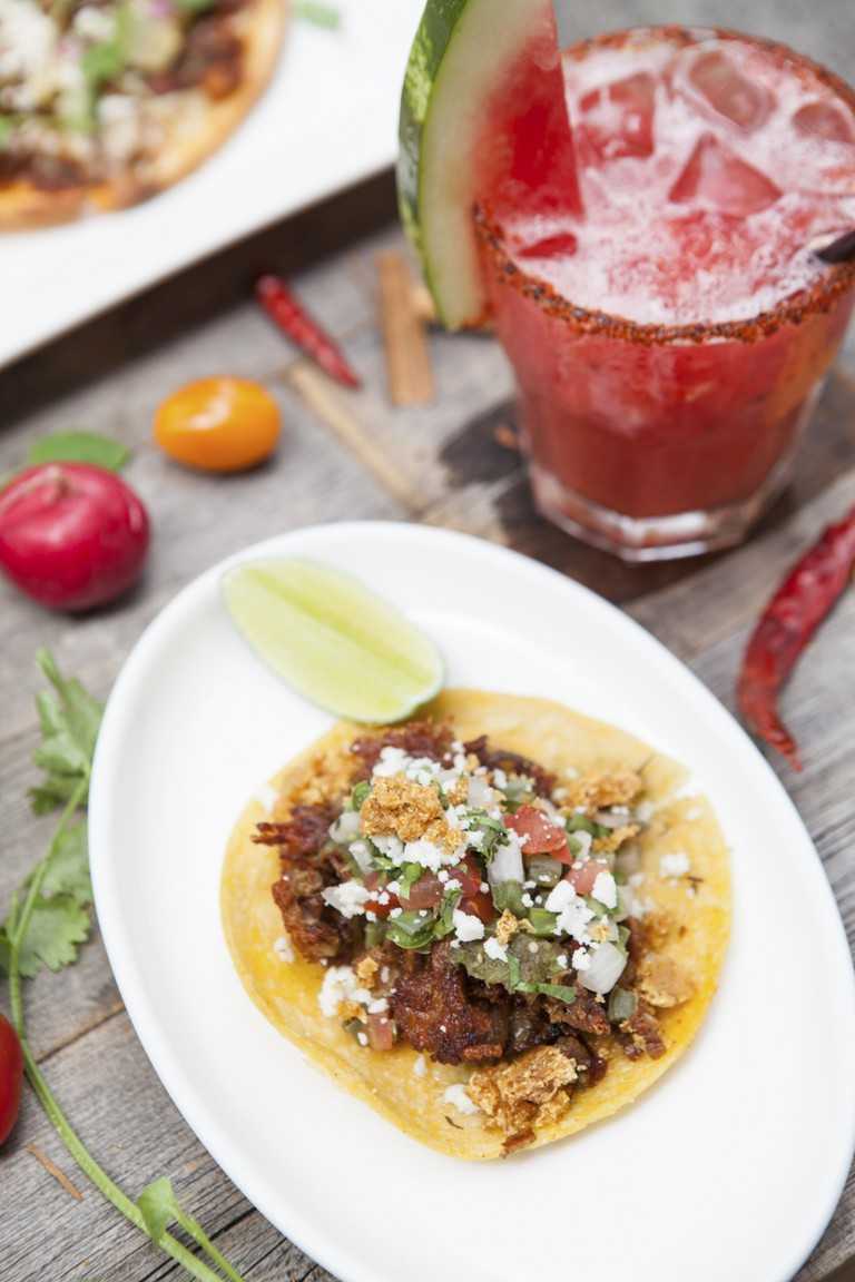 Tacos de Lechon