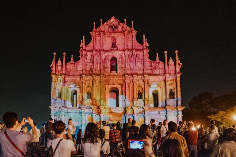 MACAU LIGHT FESTIVAL-CHINA