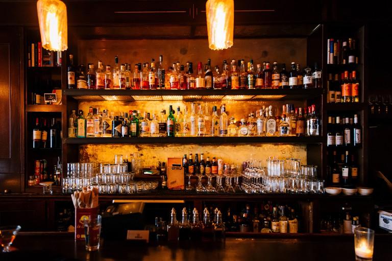 15 Romolo Bar, San Francisco, California.
