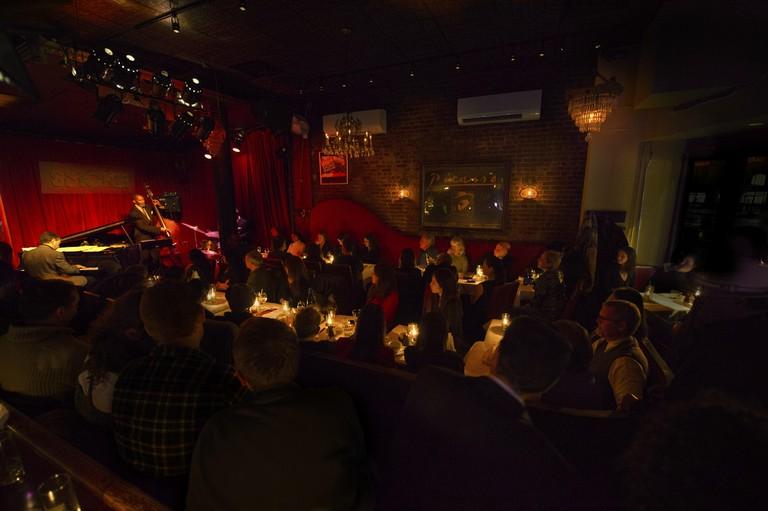 Smoke, Jazz and Supper Club, New York.