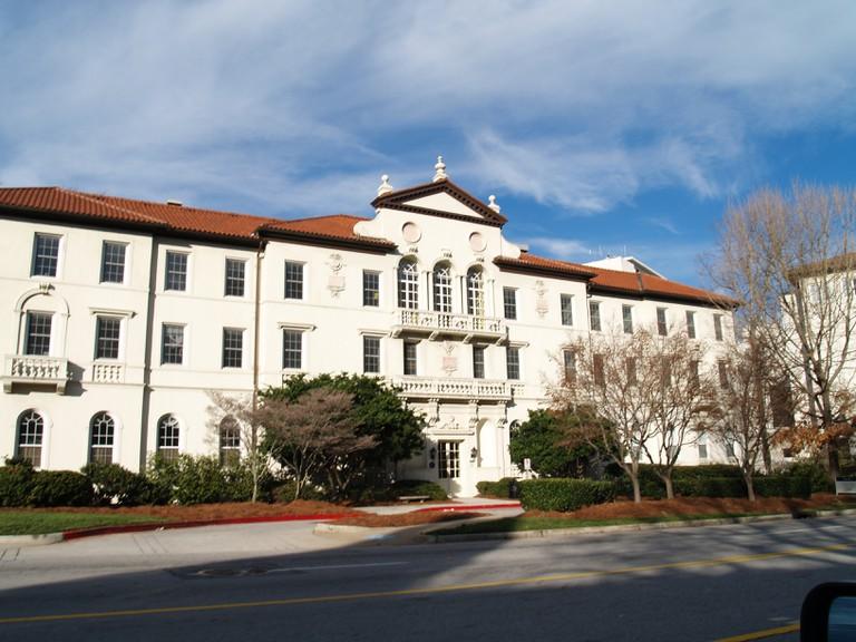 Emory University, Atlanta.