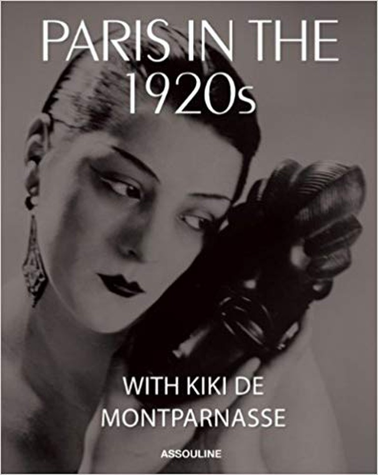 'Paris in the 1920s with Kiki de Montparnasse' by Xavier Girard