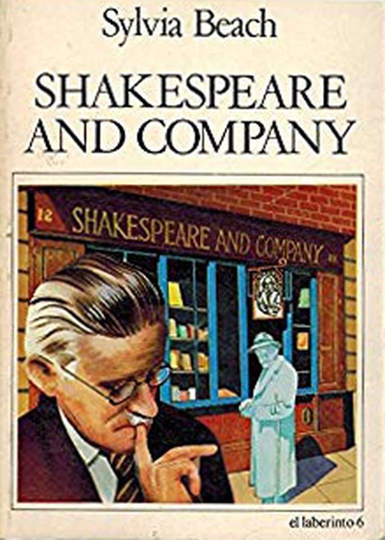 'Shakespeare and Company' by Sylvia Beach