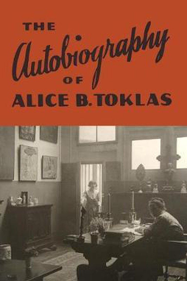 'The Autobiography of Alice B. Toklas' by Gertrude Stein