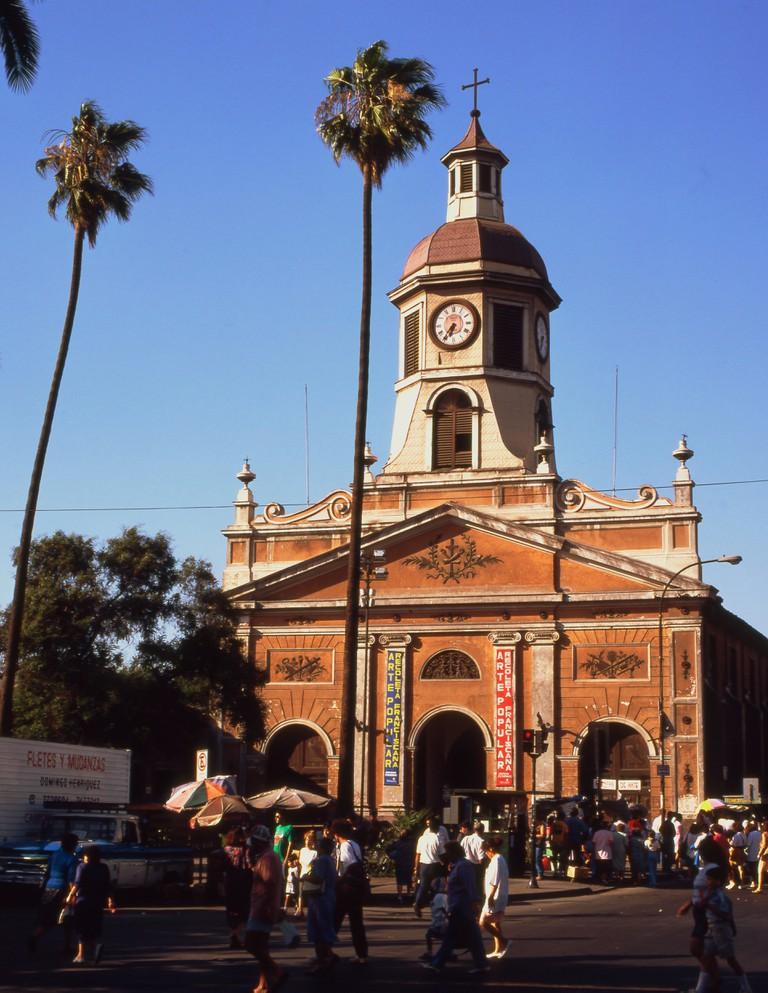 Chile Santiago Recoleta Franciscana