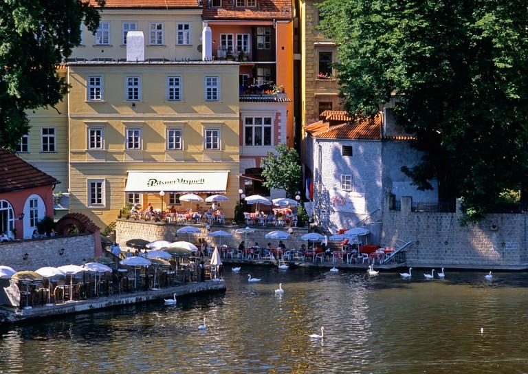 Lesser Town, Prague.