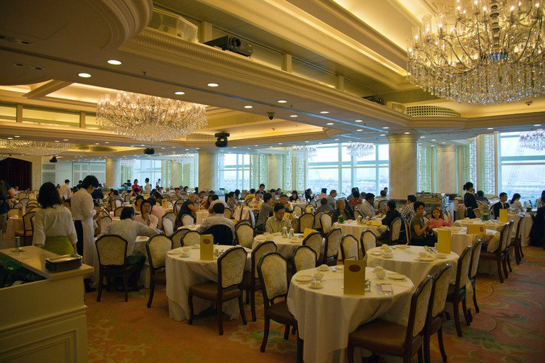 City Hall Maxim's Palace is home to Hong Kong's best dim sum