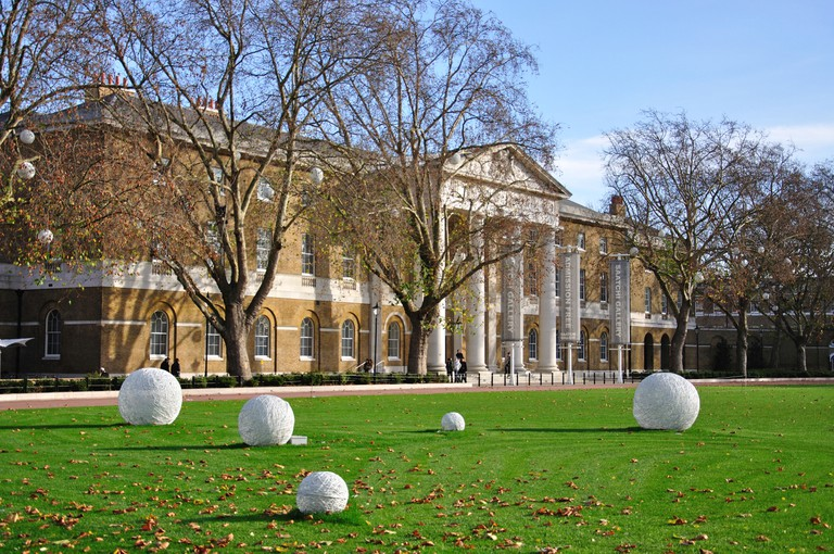 Saatchi Gallery, Kings Road, Chelsea.