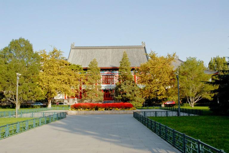 Peking University, Beijing, China