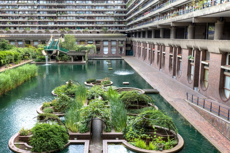 The Barbican Center in London is one of the most popular and famous examples of Brutalist architecture in the world.
