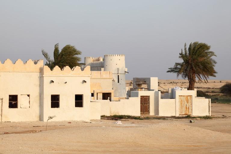 Zekreet Film City and Mystery Village, Qatar