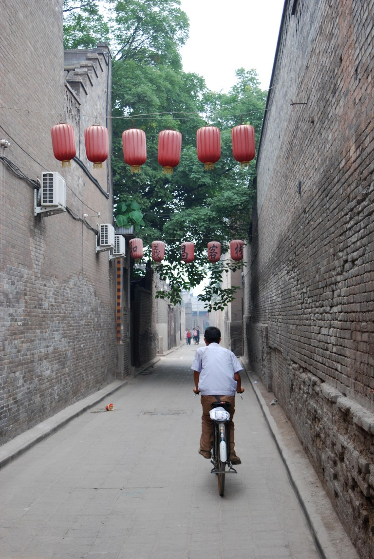 Hutong, China Beijing 2014