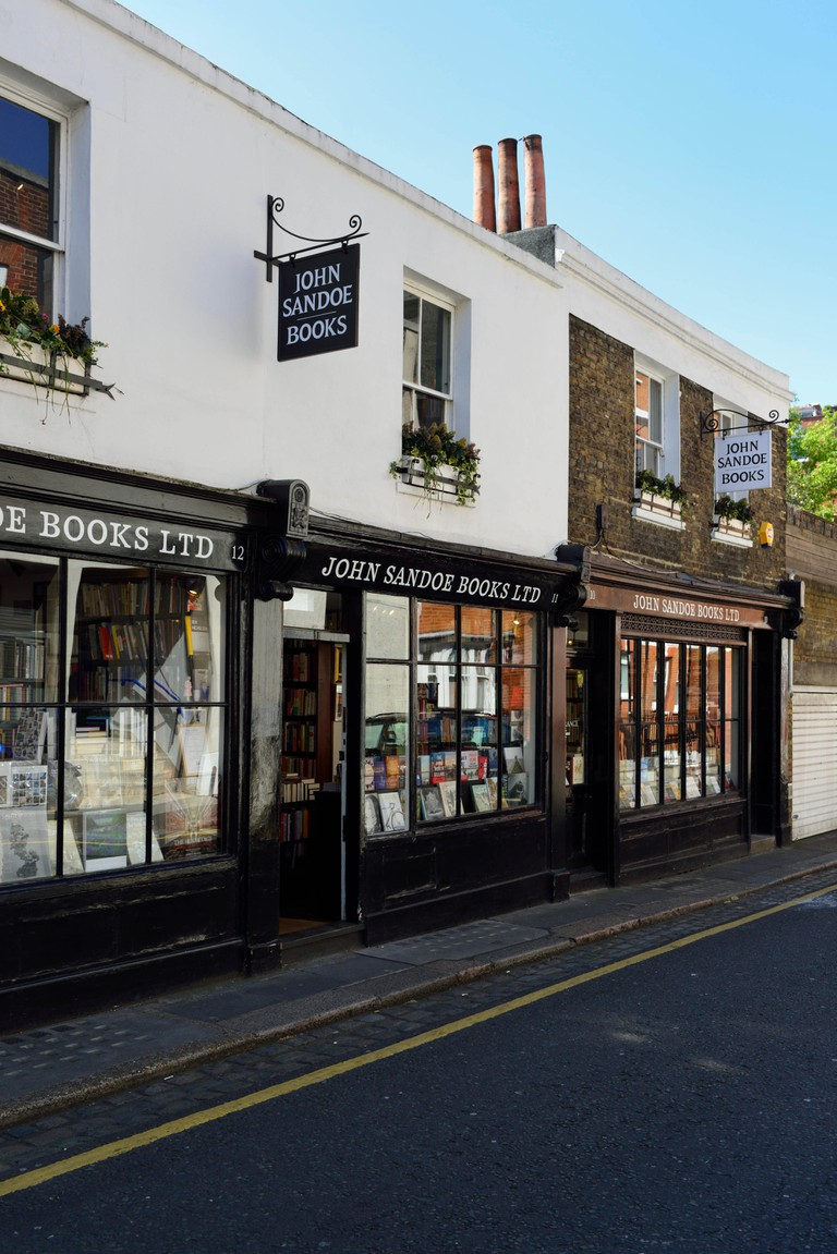 John Sandoe (Books) Ltd, Blacklands Terrace, King's Road, Kensington and Chelsea, London SW3, United Kingdom