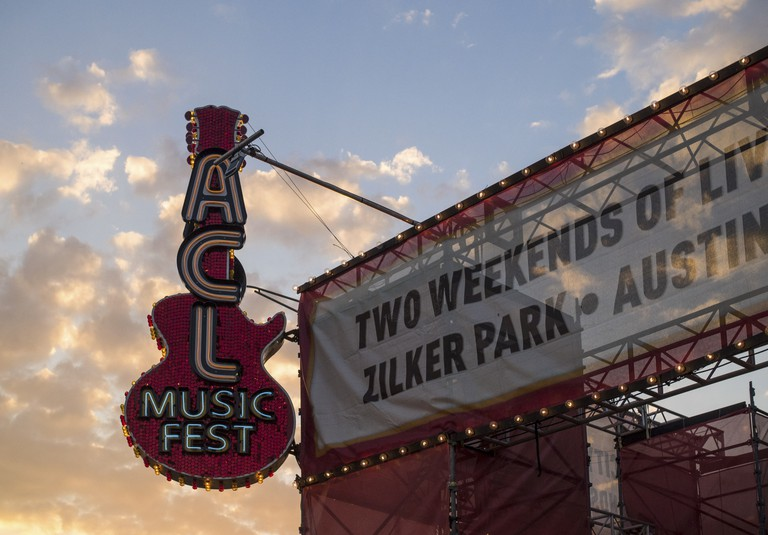 Austin City Limits Music Festival, Austin, Texas.