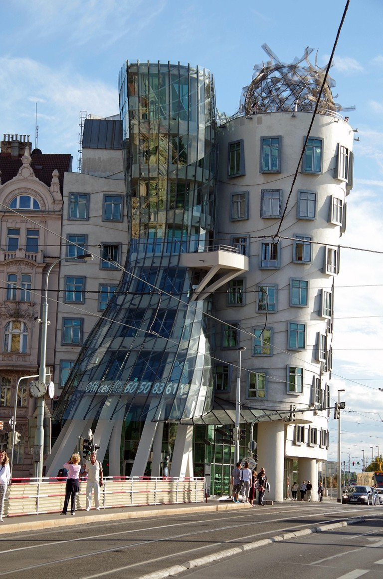 Prague, Dancing House, Frank Gehry, Czech Republic