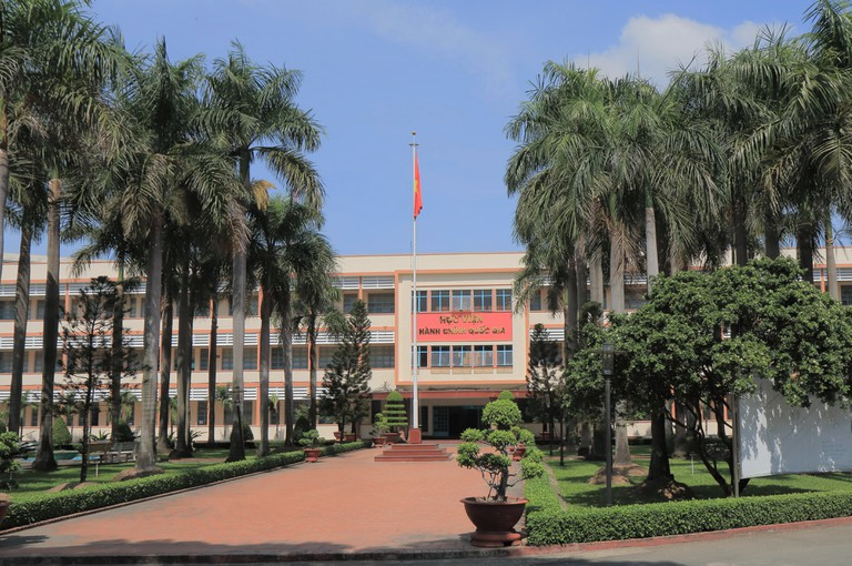 National Academy of Public Administration in Ho Chi Minh City, Vietnam