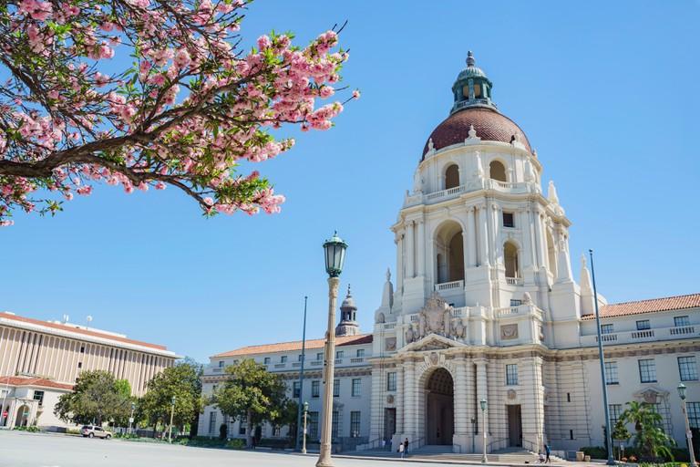 Pasadena City Hall, Los Angeles, California
