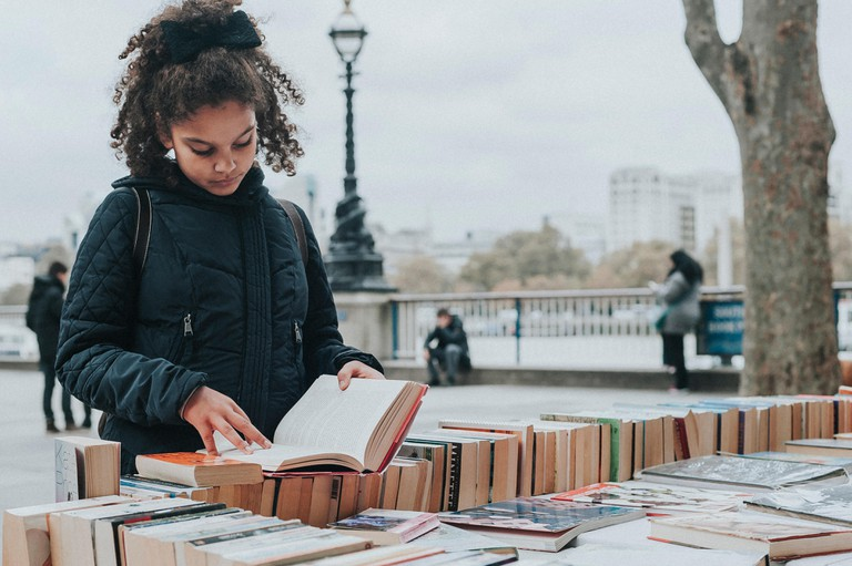 Southbank Centre Book Market, London