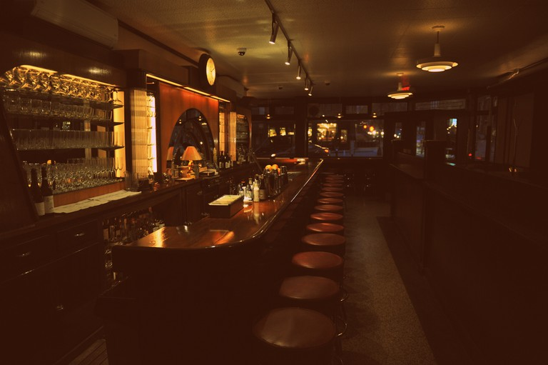 Long Island Bar and Restaurant, Brooklyn, New York, USA