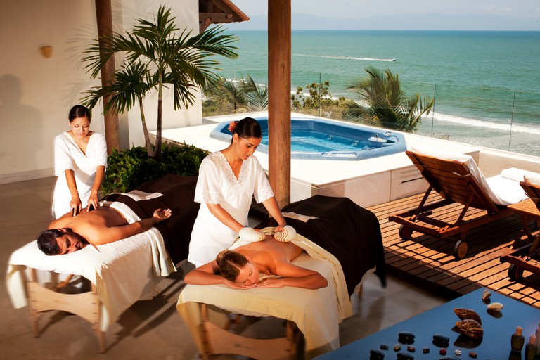 Hate relaxing? Then don't go to the Grand Velas Riviera Nayarit