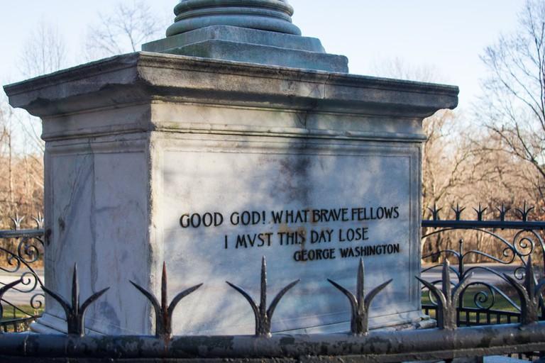 Revolutionary-War-Brooklyn-New-York-USA