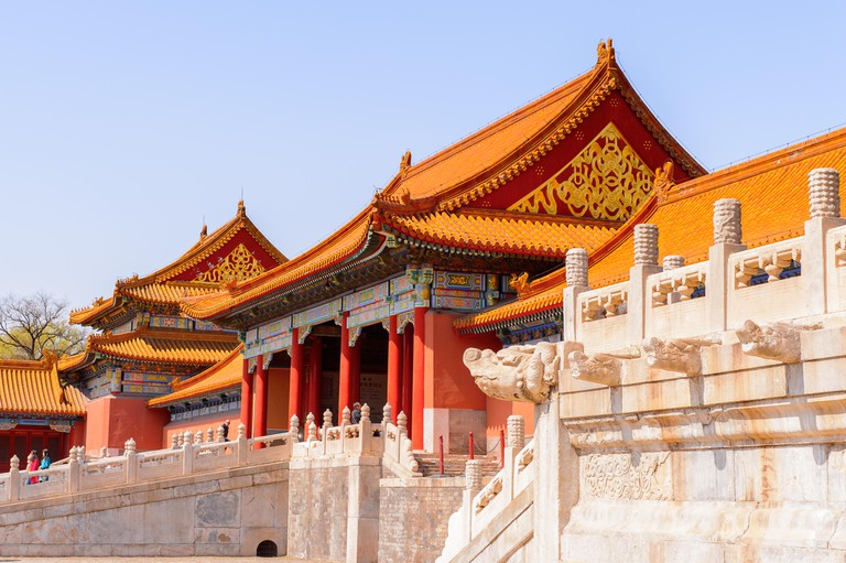 Imperial Palaces of the Ming and Qing Dynasties, UNESCO World Heritage, Forbidden City.