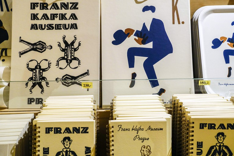 Franz Kafka was born and lived most of his life in Prague