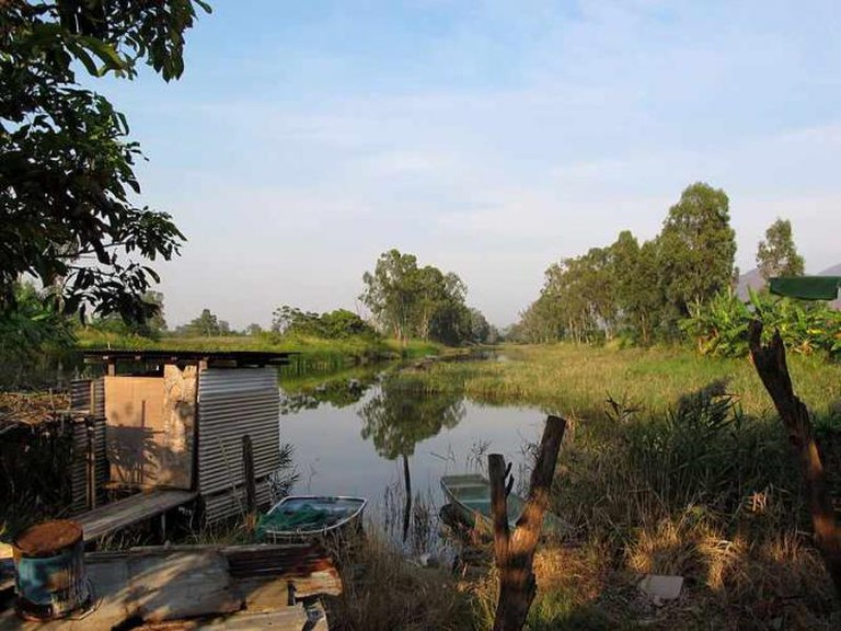 Nam Sang Wai is rich in biodiversity