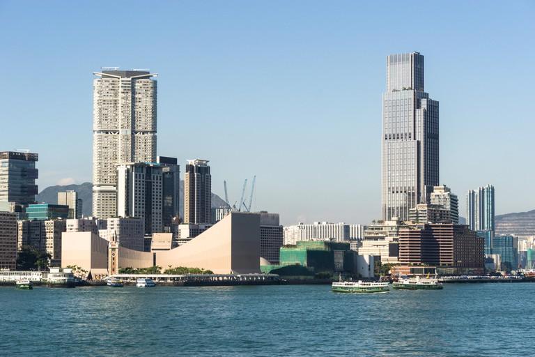 Tsim Sha Tsui can be reached via the Star Ferry