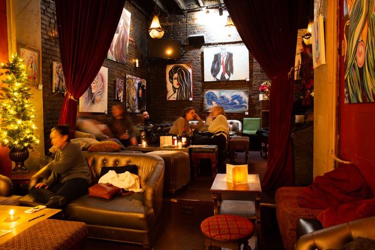 Art Bar, New York, USA