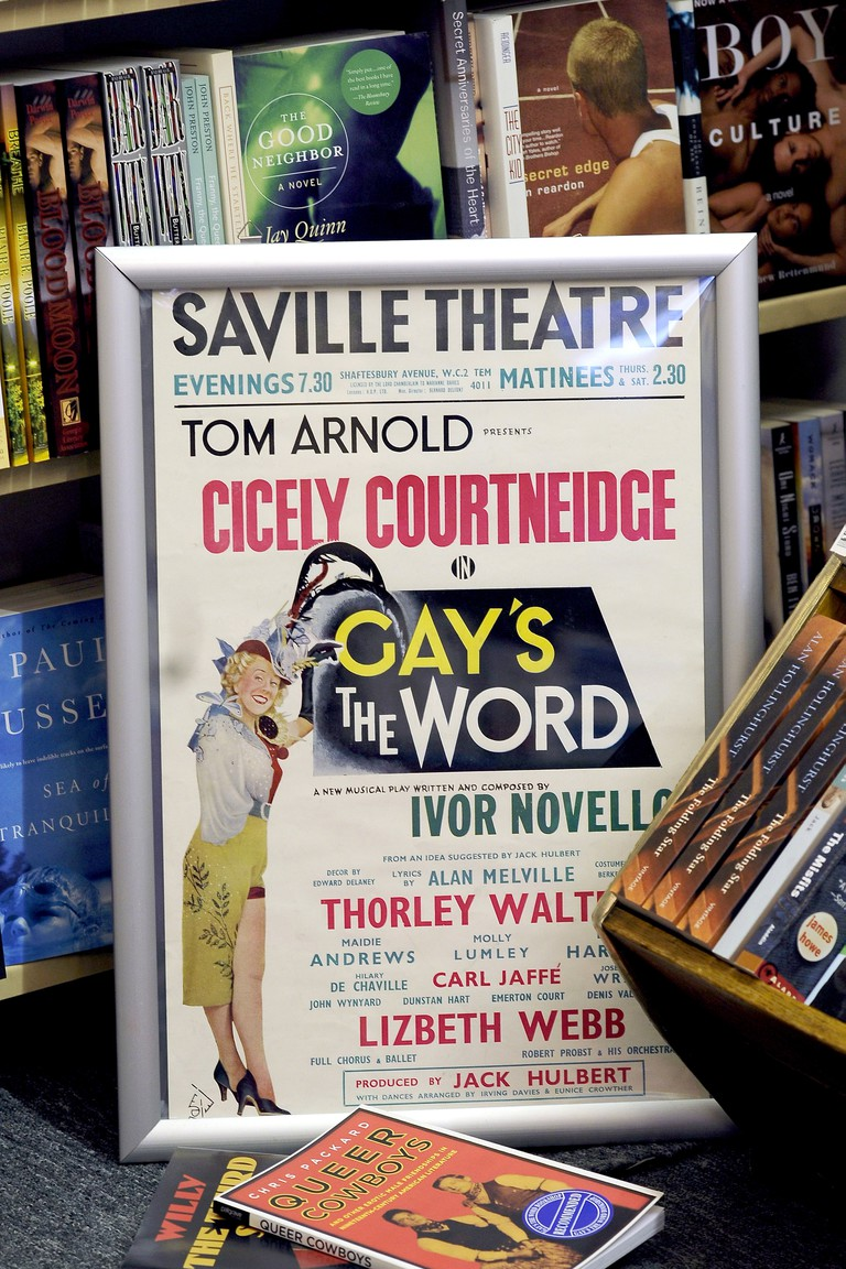 Gay is the Word Bookshop Gay Is The Word Bookshop