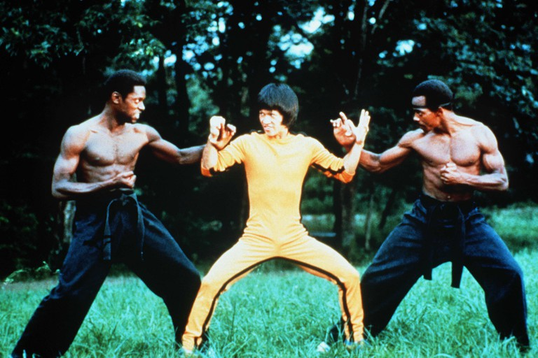 Enter The Game Of Death - 1978