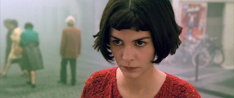 Editorial use only. No book cover usage. Mandatory Credit: Photo by Ugc/Studio Canal+/Kobal/REX/Shutterstock (5880341a) Audrey Tautou Amelie - 2001 Director: Jean-Pierre Jeunet Ugc / Studio Canal+ FRANCE Scene Still Le Fabuleux Destin D'Amelie Poulain