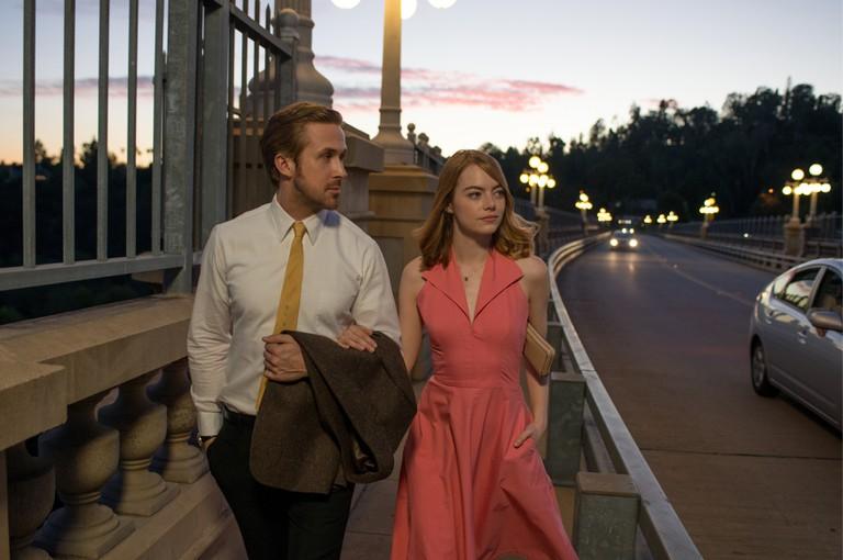 Ryan Gosling, Emma Stone from 'La La Land' Film