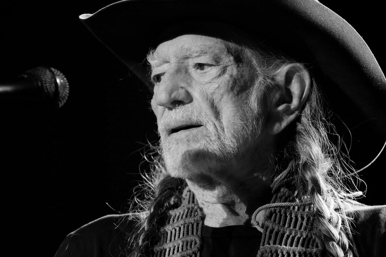 Willie Nelson in concert in Nashville, USA - 07 Jan 2017