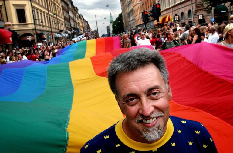 Sweden Pride Parade - Aug 2003