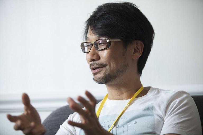 Hideo Kojima Portrait Shoot, Brighton