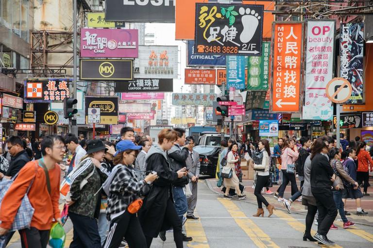 SAI YEUNG STREET-HONG KONG