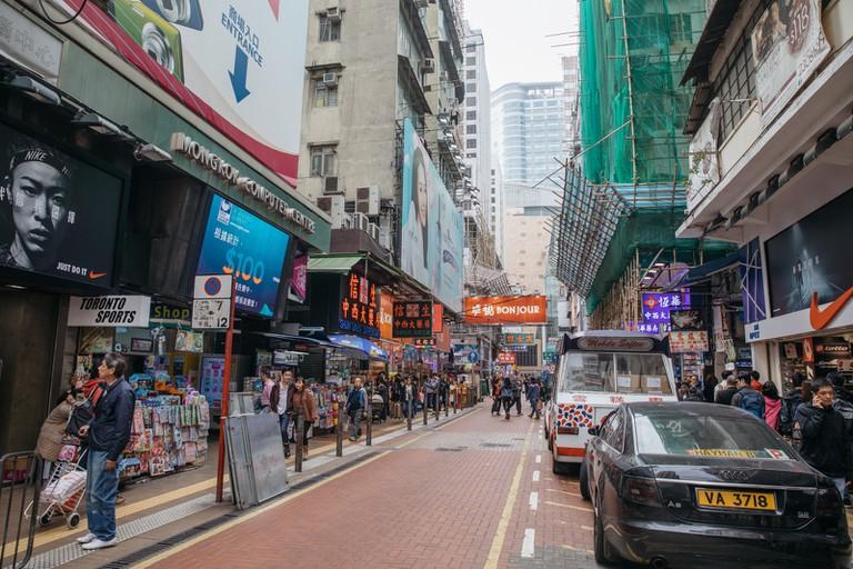 SNEAKER STREET-HONG KONG
