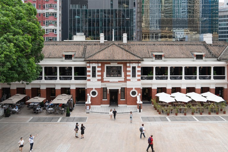 Tai Kwun is now a bustling centre for heritage and the arts