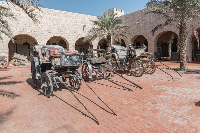 Sheikh Faisal Bin Qassim Al Thani Museum is a privately owned museum located in the municipality of Al Rayyan, Qatar