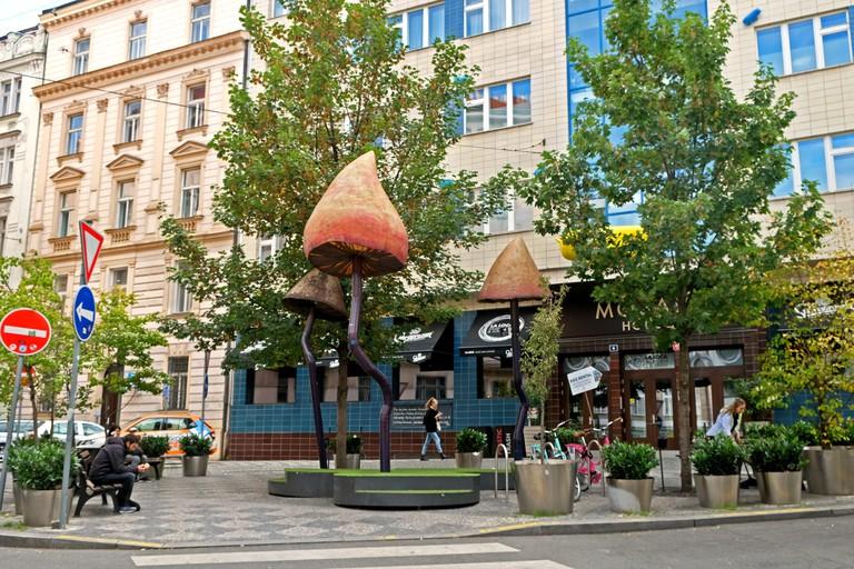 Mosaic House, Prague