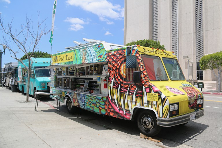 Los Angeles food truck