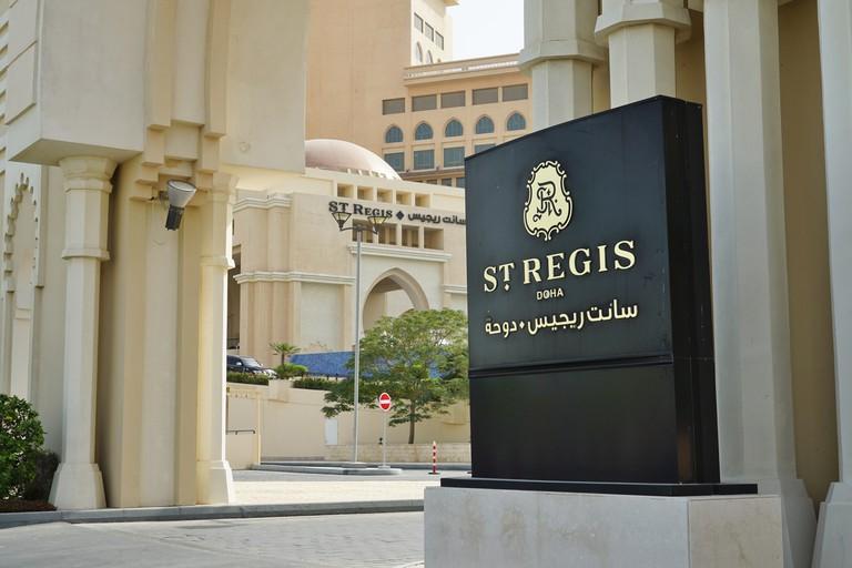St Regis Hotel, Doha, Qatar