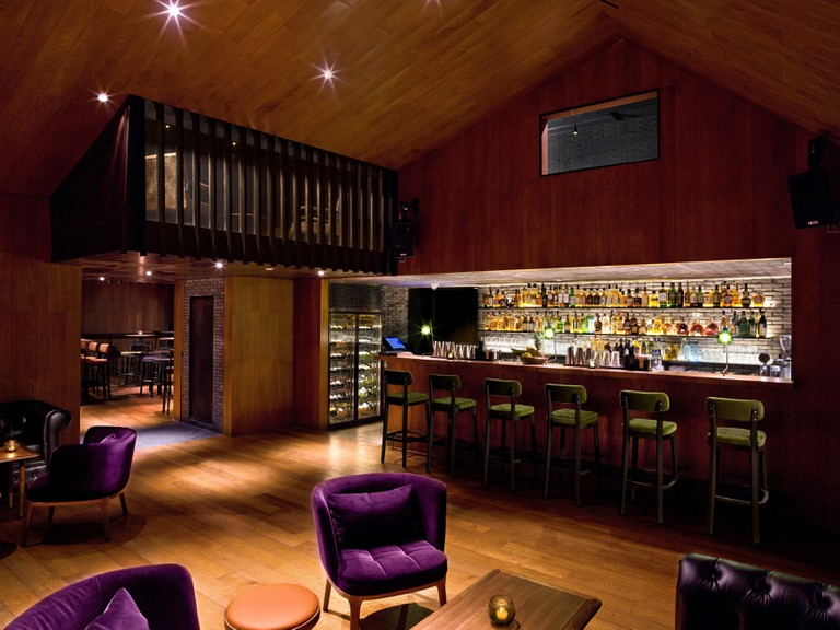 Grab a cocktail at the East Hotel's Xian Bar…